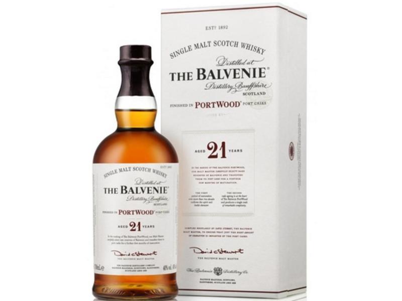 Balvenie 21 Years Old Port Wood