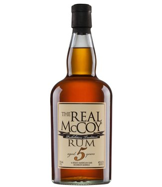 The Real McCoy 5 Years Old Rum