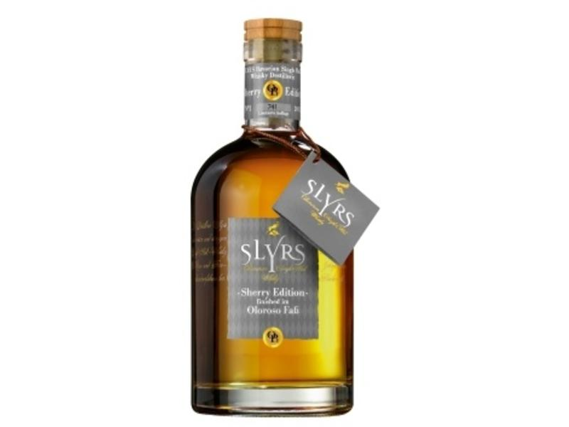 Slyrs Single Malt Oloroso Ediiton No. 3