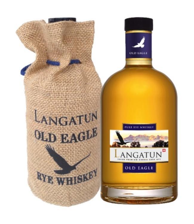 Langatun Old Eagle Single Cask Pure Rye
