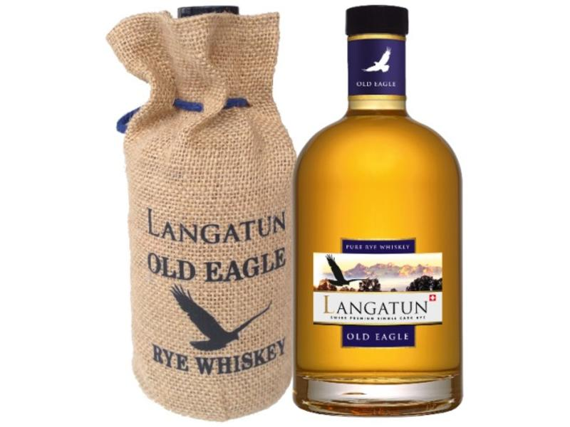 Langatun Old Eagle Single Cask Pure Rye