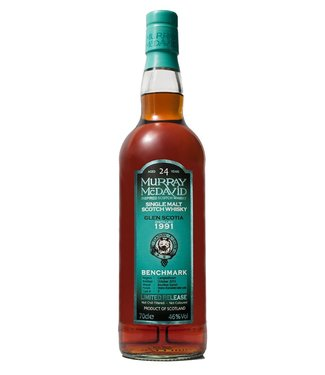 Glen Scotia 24 Years Old 1991 Murray McDavid