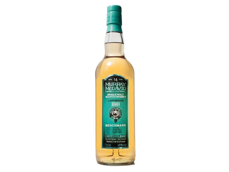 Laphroaig 14 Years Old 1991 Murray McDavid