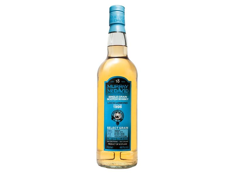 Loch Lomond Grain 18 Years Old 1996 Murray McDavid