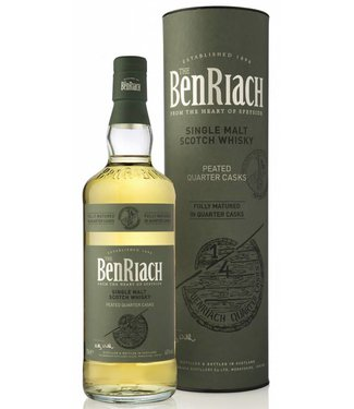 Benriach Peated Quarter Casks