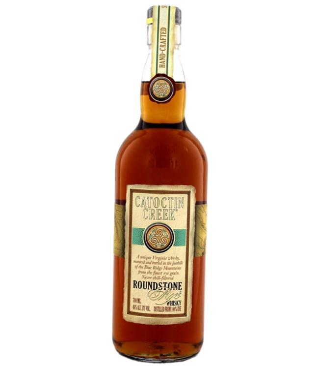 Catoctin Creek Roundstone Rye 92 Proof