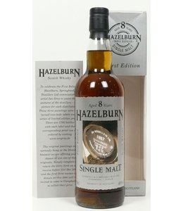 Hazelburn 8 Years Old Cask Picture