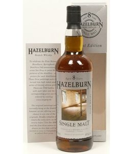 Hazelburn 8 Years Old Malting Picture