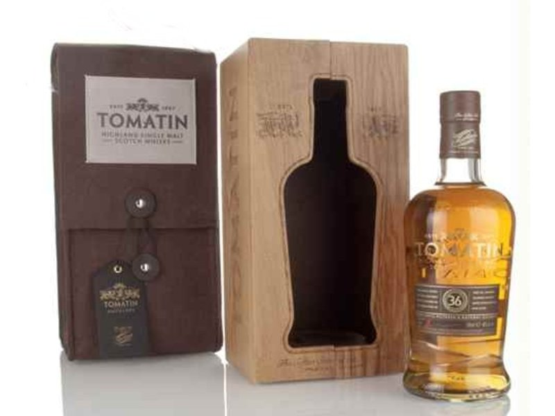 Tomatin 36 Years Old Batch 2