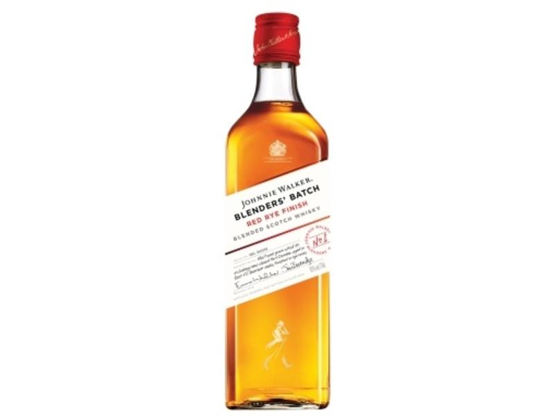 Johnnie Walker Blenders' Batch Red Rye Finish