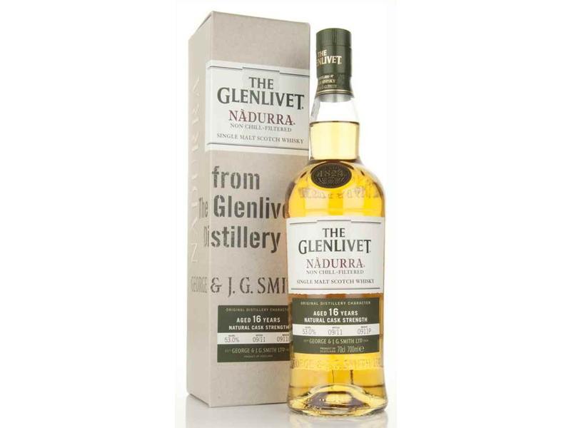 The Glenlivet 16 Years Old Nadurra 60.2%