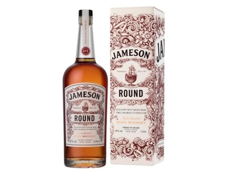 Jameson Deconstructed Round