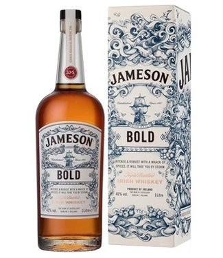 Jameson Deconstructed Bold