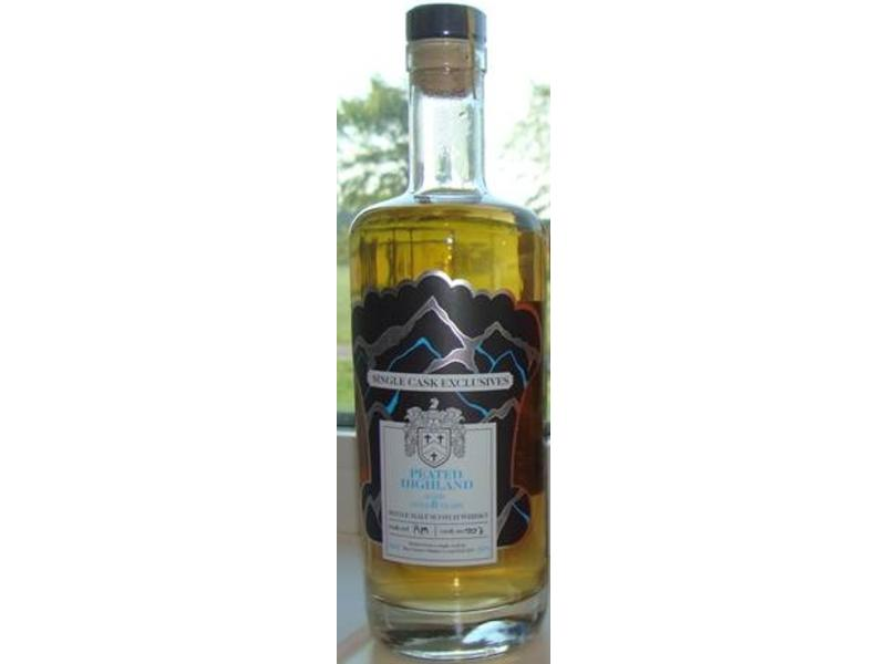 Single Cask Exclusives Highland AM003 8 Years Old