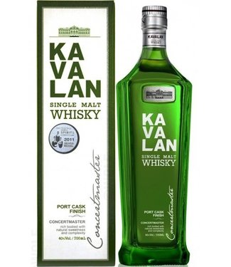 Kavalan Port Cask Finish Concertmaster