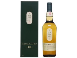 Lagavulin 12 Years Old Cask Strength 2016 Release