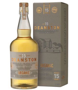 Deanston 15 Years Old Organic