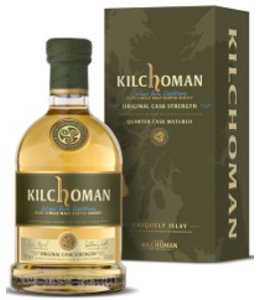 Kilchoman Quarter Cask Matured