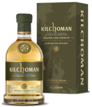 Kilchoman Quarter Cask Matured