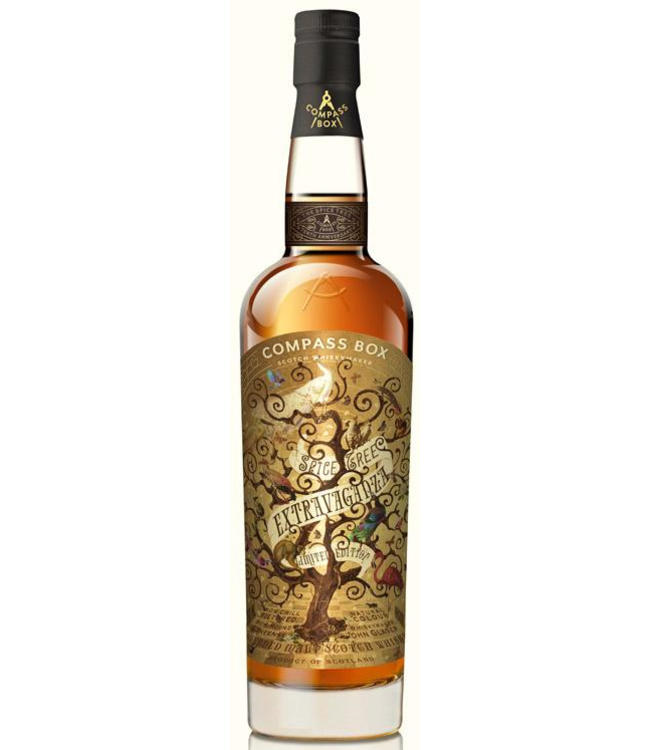 Compass Box The Spice Tree Extravaganza
