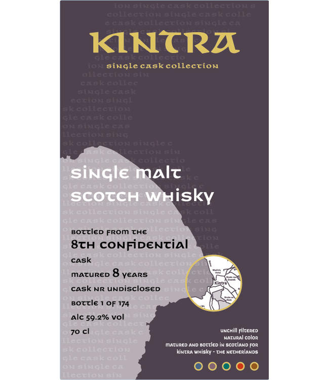 Kintra 8th Confidential 8 Years Old