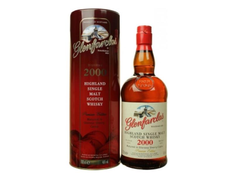 Glenfarclas 2000 Oloroso