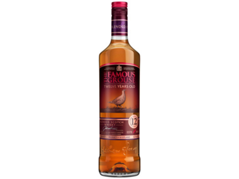 The Famous Grouse Malt 12 Years Old