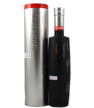 Bruichladdich Octomore 10 Years Old 2nd Edition