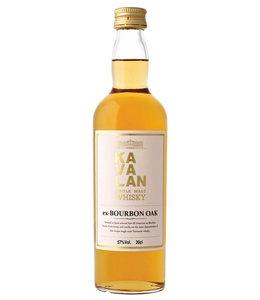 Kavalan Bourbon Oak 57% 20 CL