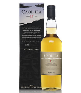 Caol Ila 15 Years Old Malt Unpeated