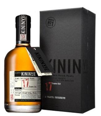 Kininvie 17 Years Old Batch 1
