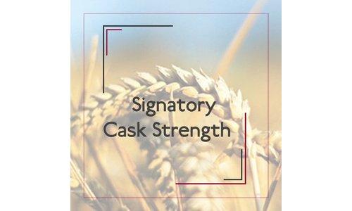 Signatory Cask Strength