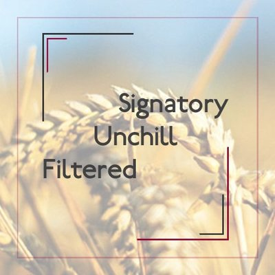 Signatory Unchill Filtered