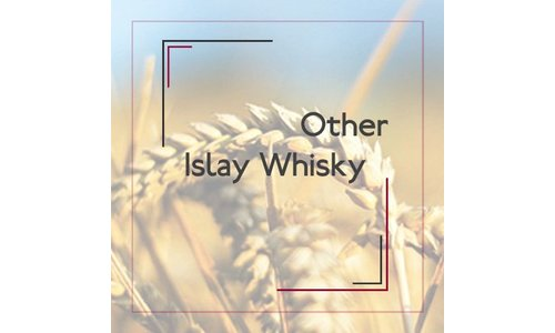 Other Islay Whisky
