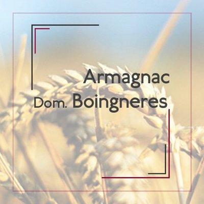 Armagnac Dom. Boingneres