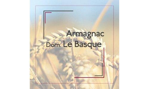 Armagnac Dom. Le Basque