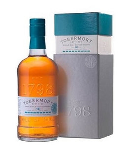 Tobermory 12 Years Old Manzanilla Cask Finish