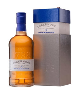 Tobermory 18 Years Old Bourbon Cask