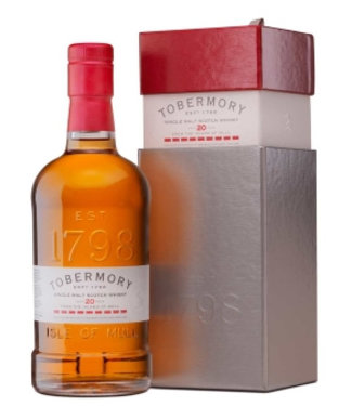 Tobermory 20 Years Old Sherry Cask Finish