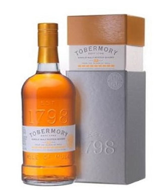 Tobermory 22 Years Old Port Cask Finish