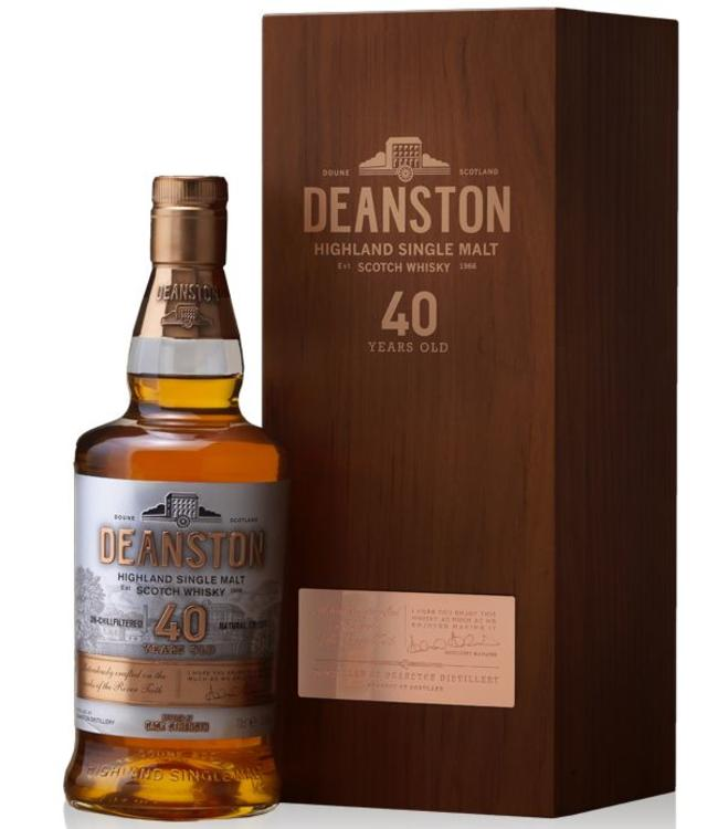 Deanston 40 Years Old