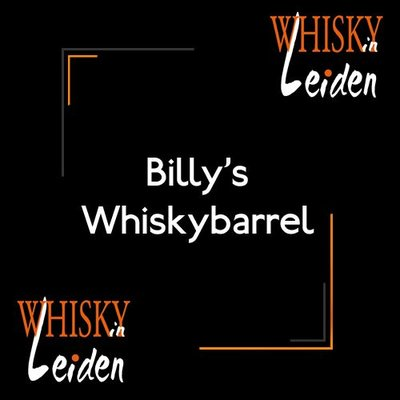 26. Billy's Whiskybarrel