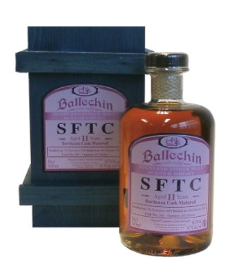 Ballechin 11 Years Old Bordeaux Straight From The Cask 55.6%