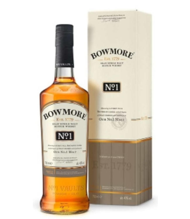 Bowmore No. 1 Malt