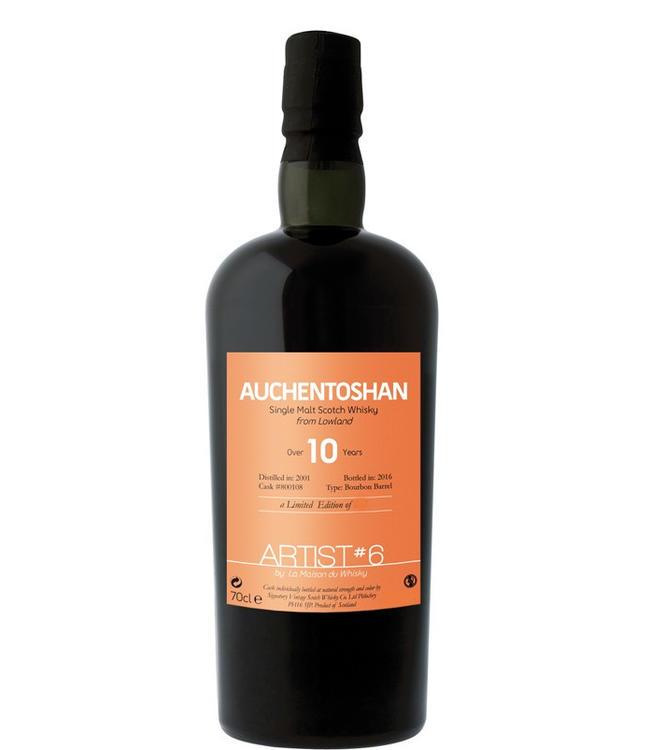 Auchentoshan 2001 Over 10 Years 6th Edition 54.6%