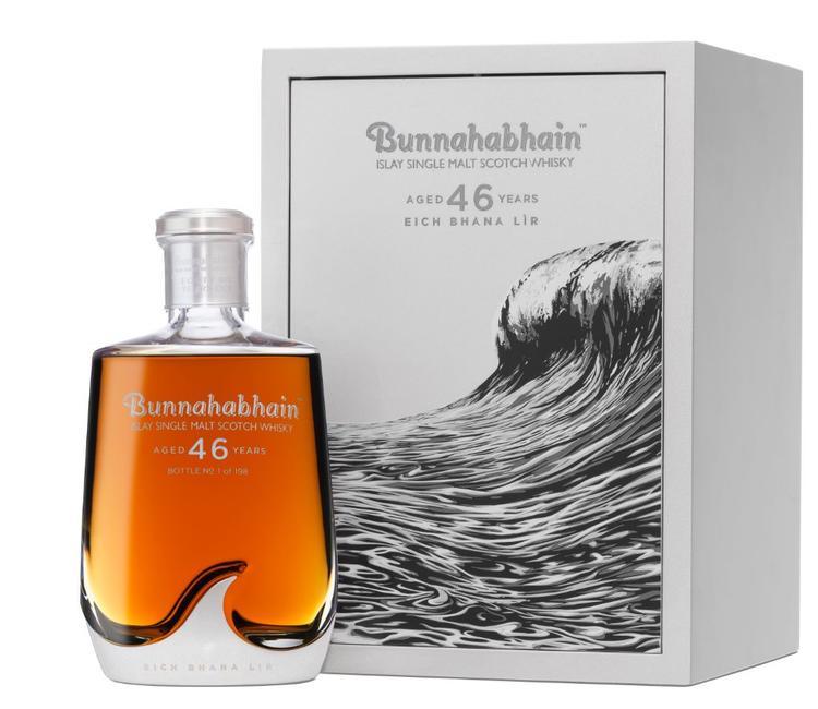 Image result for bunnahabhain 46