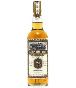 Glenrothes 20 Years Old 1996 Jack Wieber Old Train Line 49,1%