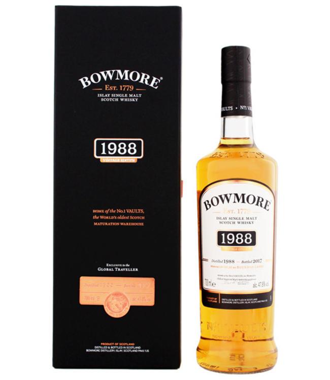 Bowmore Vintage 1988