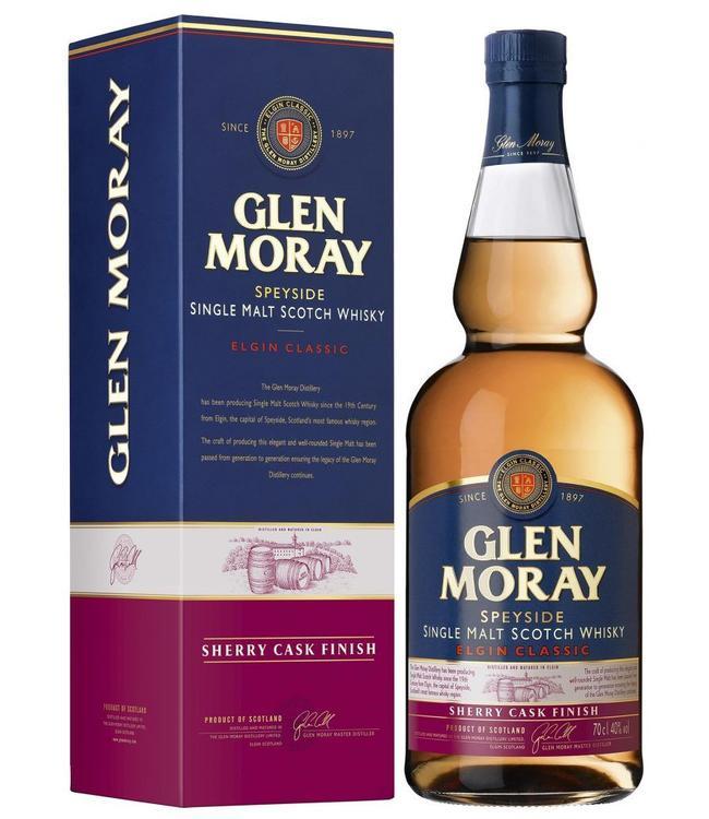 Glen Moray Sherry Finish