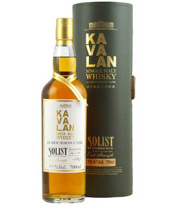 Kavalan Solist Ex Bourbon 59,4%
